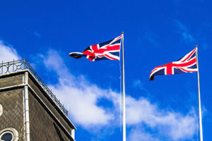 fahne grossbritannien