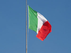 fahne italien